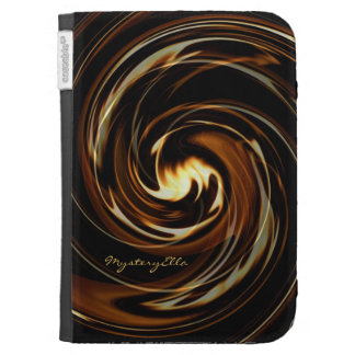 """Flames"" by mysteryella Kindle Cases"