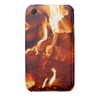 Flames Case iPhone 3 Cases