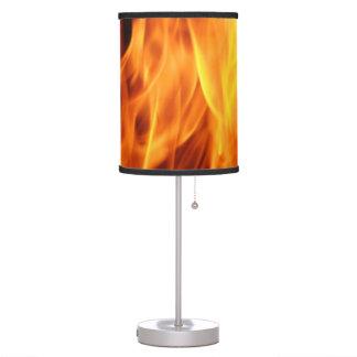 Flames Desk Lamp