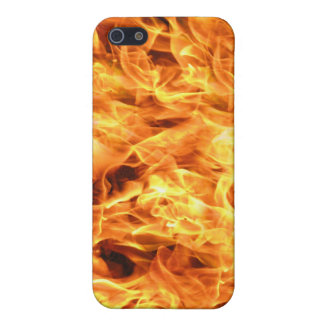 Flames Fire iPhone 5 Cover