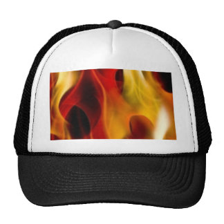 Flames Trucker Hats