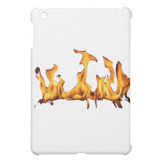 flames iPad mini cases