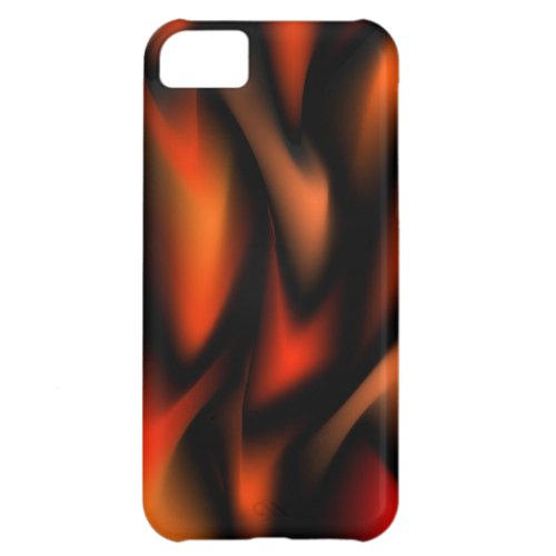 Flames iPhone 5 Case
