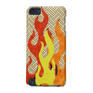 FLAMES iPod Touch Case