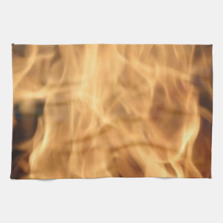 Flames Kitchen Towel