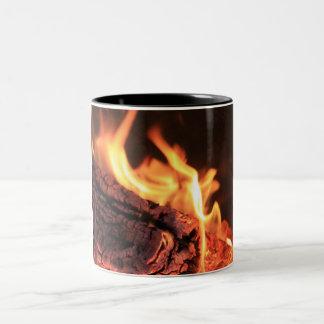 Flames Mug