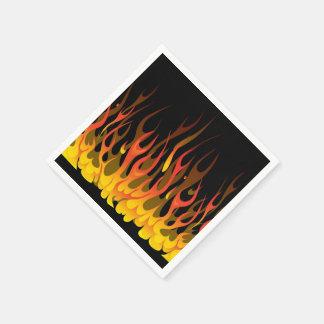 Flames Napkins