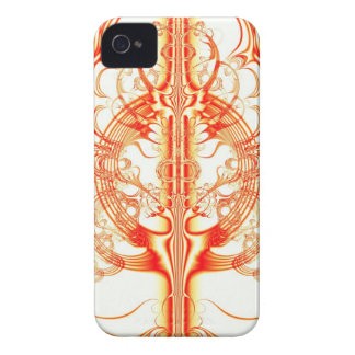 Flames of Glory iPhone 4 Case-Mate Cases