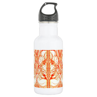 Flames of Glory Stainless Steel Water Bottle