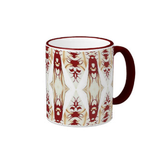 Flames on Flesh Coffee Mug