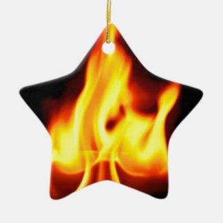 FLAMES ORNAMENTS