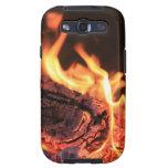 Flames Samsung Galaxy S3 Case