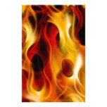 Flames Stationery Paper