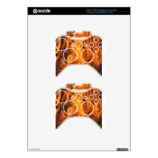 Flames - Too Hot to Handle Xbox 360 Controller Skins