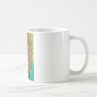 Flames Trees Coffee Mug