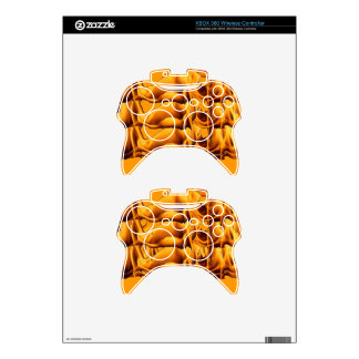 flames xbox 360 controller skins