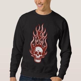 Flameskull 1 -red sweatshirt
