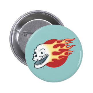 Flameskull -Retro Pins