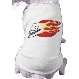 Flameskull -Retro Shirt