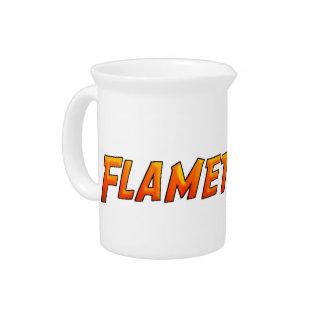 Flametastic Drink Pitcher
