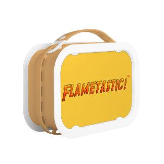 Flametastic Lunch Box