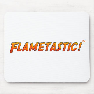 Flametastic Mouse Pad