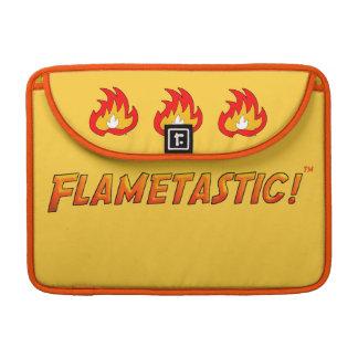 Flametastic Sleeves For MacBook Pro