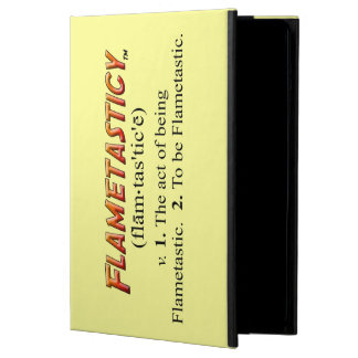 Flametasticy iPad Air Covers