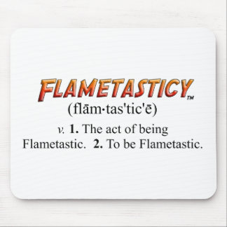 Flametasticy Mouse Pad