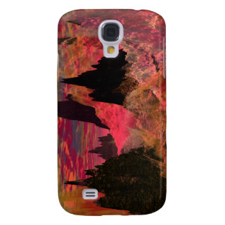 Flametongue Samsung Galaxy S4 Cases