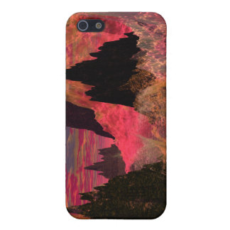 Flametongue iPhone 5 Cases