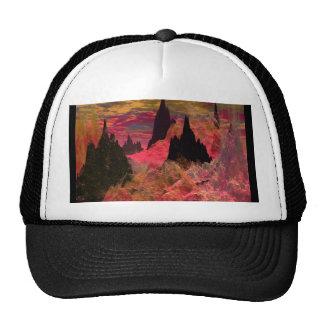 Flametongue Trucker Hat