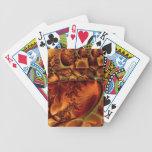 Flamewalker Playing Cards