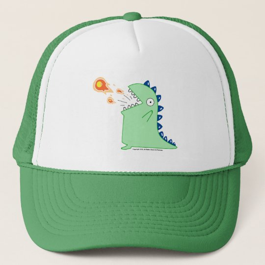 Flamey the Dragon Hat