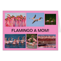 Flamigo a mom mothers day card