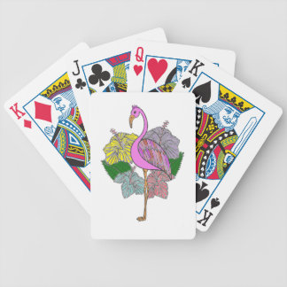 flamigo bicycle playing cards