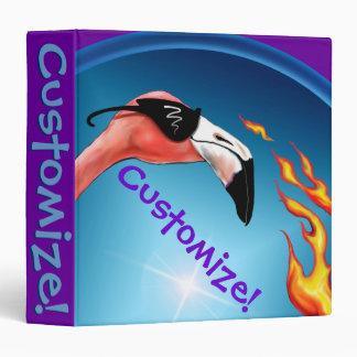 Flamin' Flamingos binder (version 2)