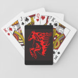 Flamin Horse Playing Cards