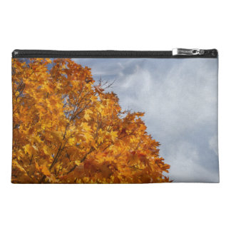 Flaming Autumn Travel Accessory Bag