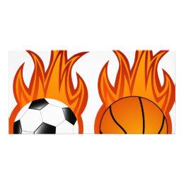 flaming-balls card