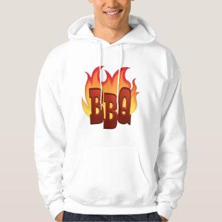 Flaming BBQ Hoodie