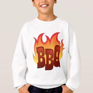 Flaming BBQ Sweatshirt