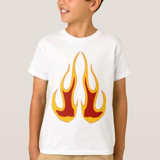 Flaming Boots Customize Me! T-Shirt