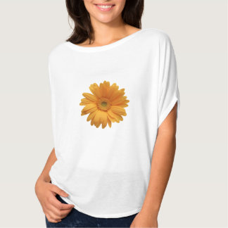 'Flaming Daisy' flowing t-shirt