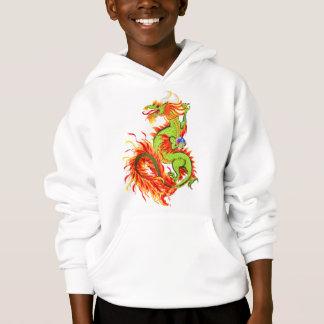 Flaming Dragon-Year Of The Dragon Shirts