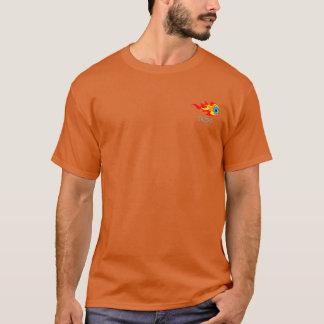 Flaming Eyeball Drink Recipe T-Shirt