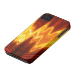 Flaming Fire Blackberry Bold 9700/9780 Case iPhone 4 Cover