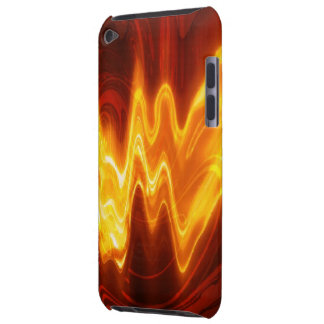 Flaming Fire Case-Mate iPod Touch