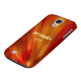 Flaming Fire HTC Vivid Tough Case Samsung Galaxy S4 Cases