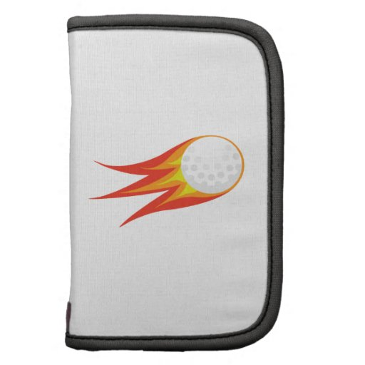 Flaming Golf Ball Planners